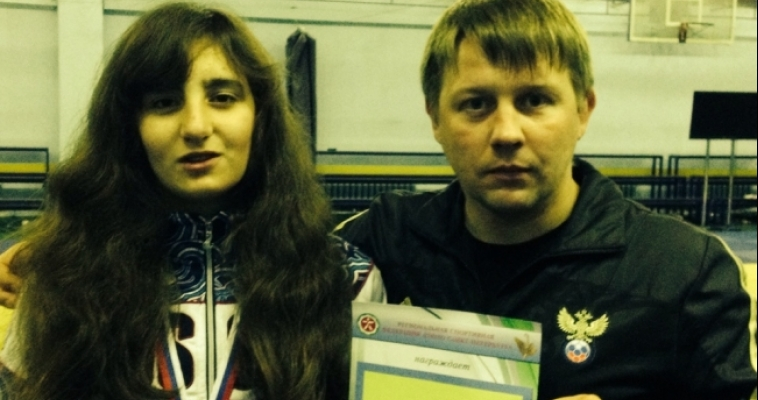 Победила на Всероссийском турнире — получила путёвку в финал первенства страны