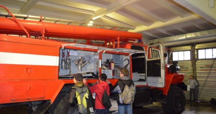 1 марта во всех пожарно-спасательных частях пройдут дни открытых дверей