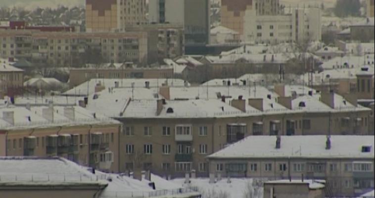 Внимание! Возможен сход снега с крыш