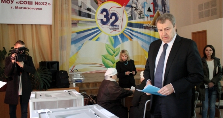 И.п. главы города Виталий Бахметьев сделал свой выбор