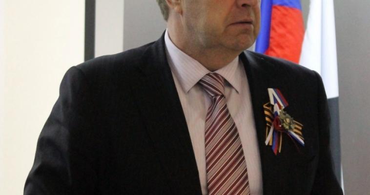 Виталий Бахметьев поздравляет с Днём музеев