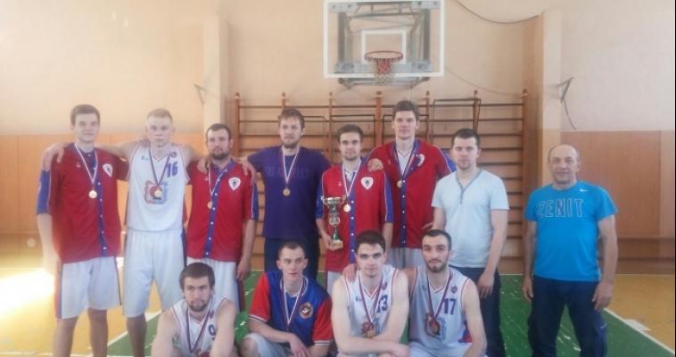 Магнитогорские баскетболисты привезли «золото»