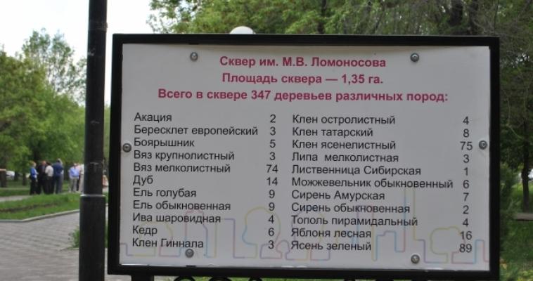В Магнитогорске появилась «Бизнес-аллея»