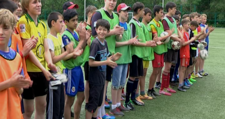 Финал «Кожаного мяча»: футбол у мальчишек по-прежнему популярен