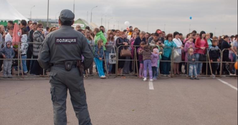 Безопасность детей в каникулы под контролем полицейских