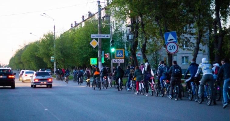 26 июня закроют улицу Советскую для Олимпийской велогонки