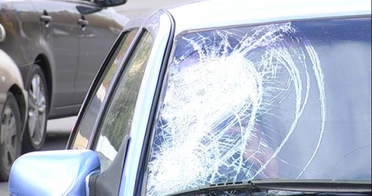 Автомобиль сбил ребенка на пешеходном переходе  — девочка в реанимации