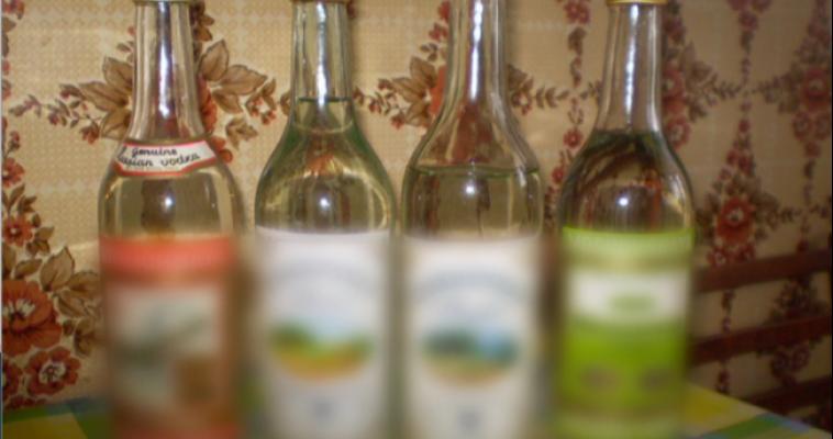 Продажи алкоголя продолжают сокращаться