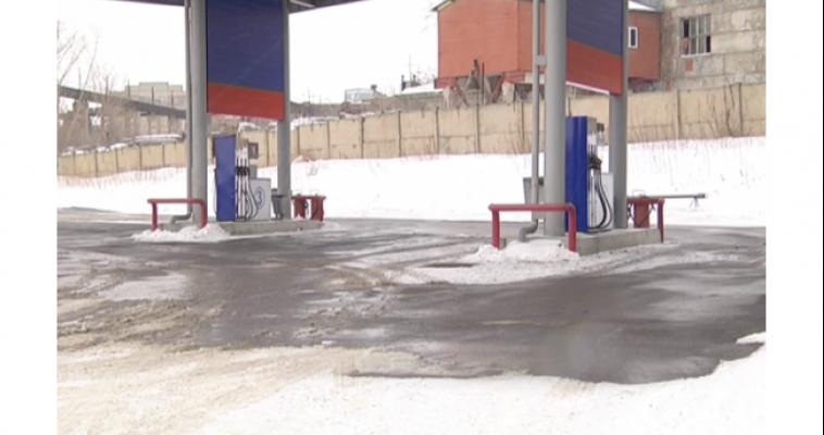 Количество потребляемого бензина в области растёт