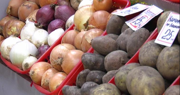 Какие продукты за последнюю неделю подешевели в Магнитогорске?
