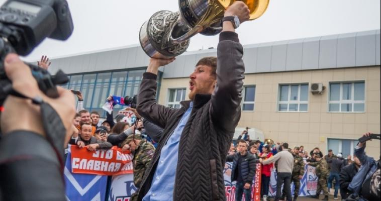 Кубок Гагарина вновь на магнитогорской земле! Хронология событий