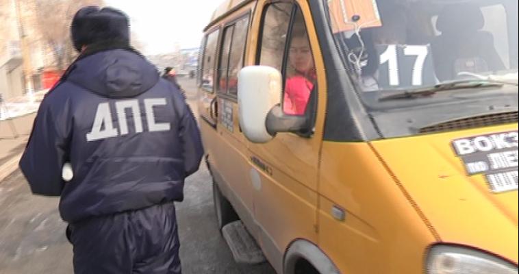 Мэрия продолжает безуспешную борьбу с «маршрутками»: водители платят штраф и продолжают работать