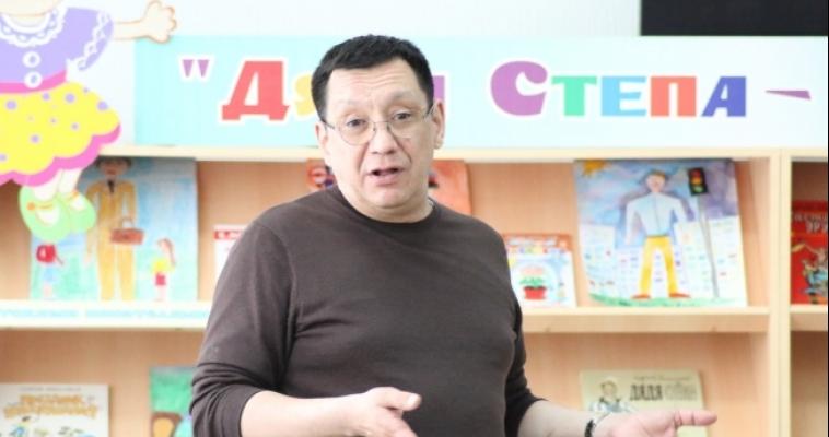 Магнитогорск посетил известный режиссёр Егор Кончаловский