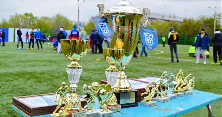 Кому достался Кубок МФЛ «Весна 2016»: в городе завершился любительский турнир по футболу