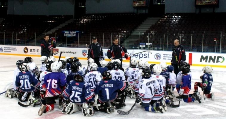 Юным хоккеистам могут подарить тренировочный каток