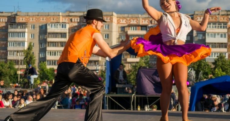 «Танцы у фонтана» расширяет горизонты! Сегодня состоялся 7-часовой танцевальный марафон