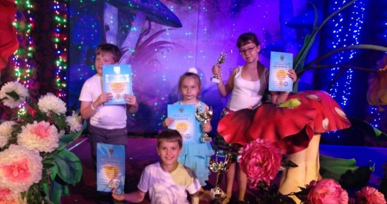 Театральная студия детского клуба «БУКВА» вернулась с  театрального фестиваля «Кубок содружества» в городе Сочи