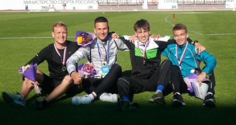 Житель Магнитки принёс «серебро» региональной сборной