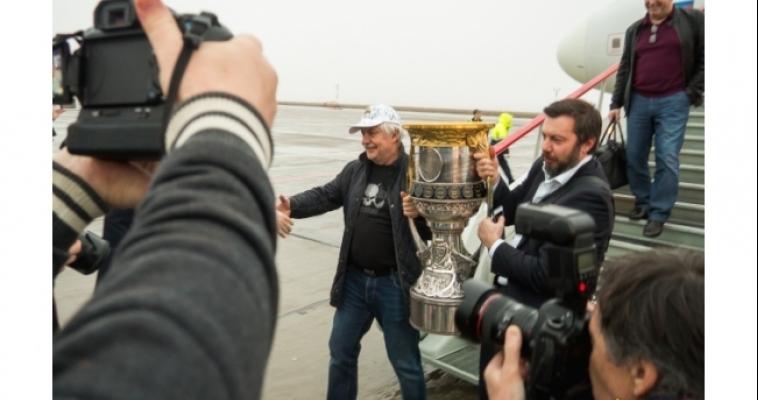 Благодарность от президента страны получили деятели спорта, в том числе и Геннадий Величкин