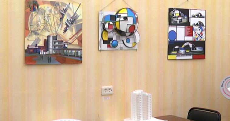 «Я сначала начерчу дом такой, какой хочу». В Магнитогорске открылась мастерская архитектуры для детей