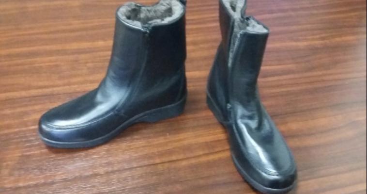 Фабричную обувь для инвалидов выдавали за эксклюзивную и дорогую