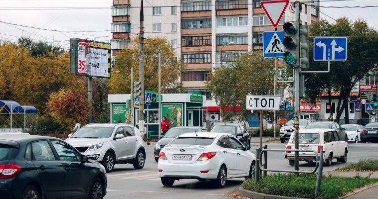 Каждый десятый автомобиль в регионе куплен для корпоративных целей