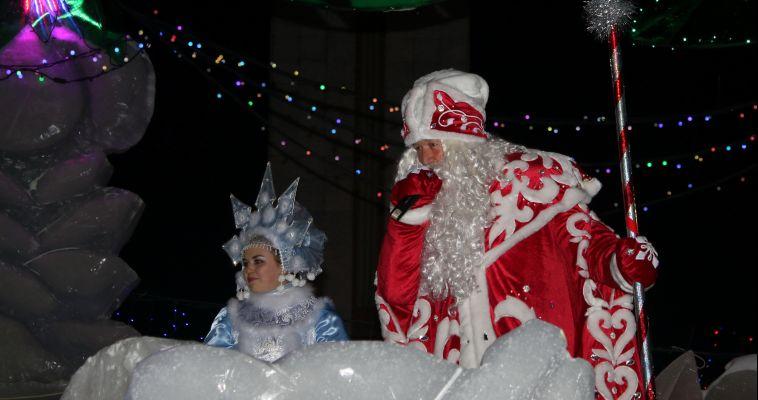 Теперь писать письмо Деду Морозу нужно по образцу