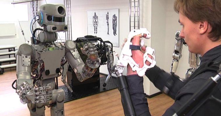 ВИДЕО: Магнитогорские ученые создали многофункционального робота-спасателя