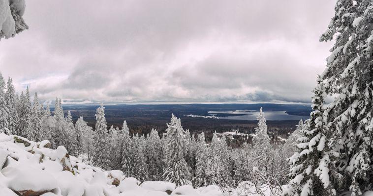 Открываем 9 чудес Большого Урала для новогодних поездок