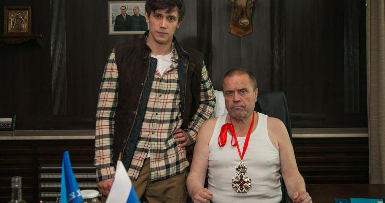 «Адаптация», комедия о том, как американский шпион внедрялся в «Газпром»