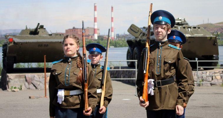 ДОСААФ России отмечает юбилей