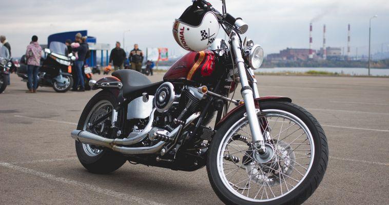 Россияне стали реже покупать мотоциклы