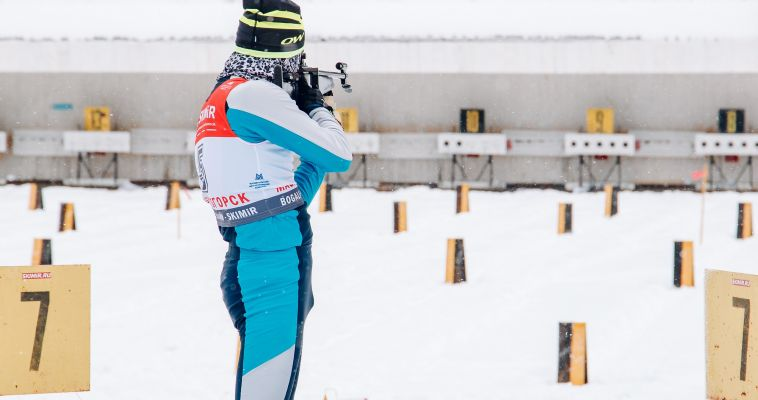 Магнитогорские биатлонисты возглавили рейтинг лучших спортсменов