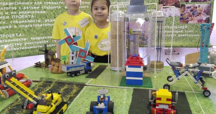 Юные изобретатели могут изменить будущее. В городе прошел «Робофест-2017»