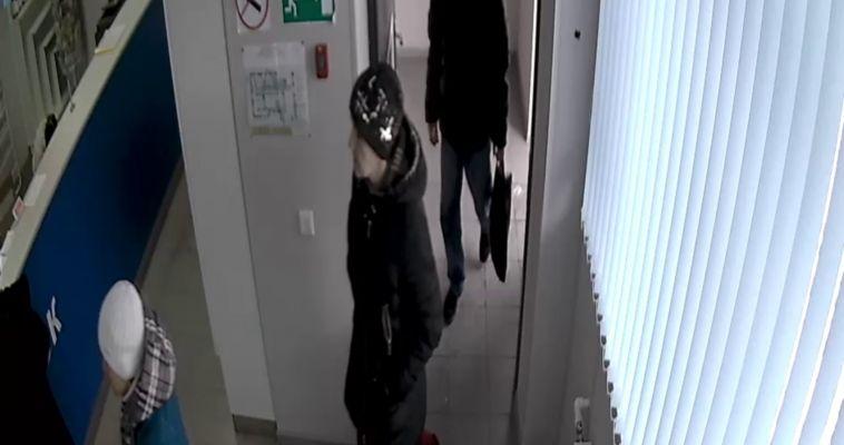 Полиция просит опознать карманников