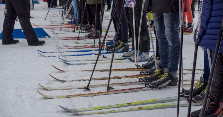 Поборолись за Кубок главы города. В Магнитогорске прошли соревнования по лыжным гонкам