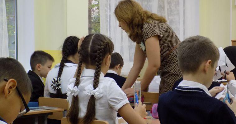 Почти 2000 детей уже зачислены в школу