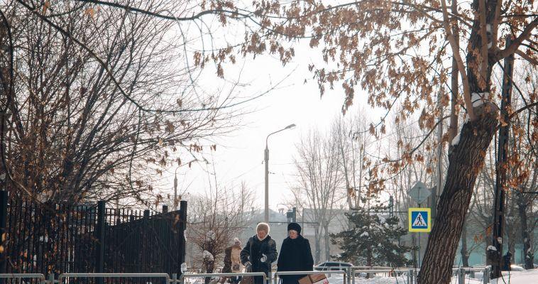 В Магнитогорске резко похолодает