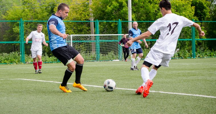 В городе прошёл международный турнир по футболу «8 на 8». Магнитогорцы взяли «Кубок Металлурга-2017»