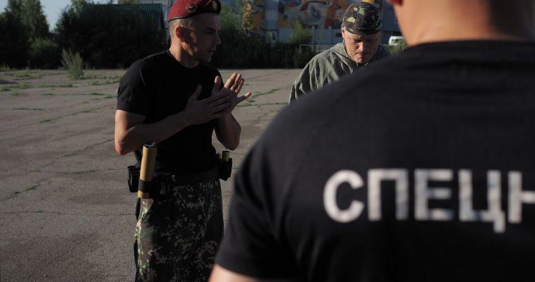 Ветераны спецназа будут заниматься с детьми на базе ДОСААФ