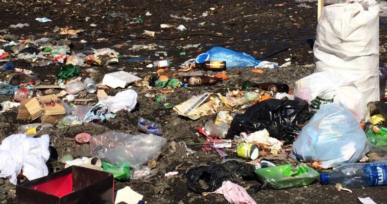182 миллиона рублей — на  мусор