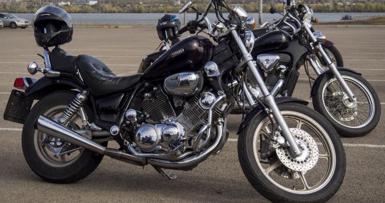 Мотоциклисты завершили сезон