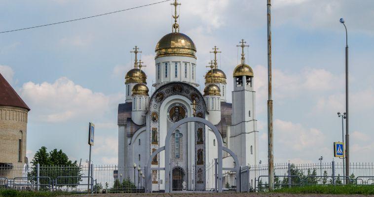 В Магнитогорск прибудут мощи священномученика