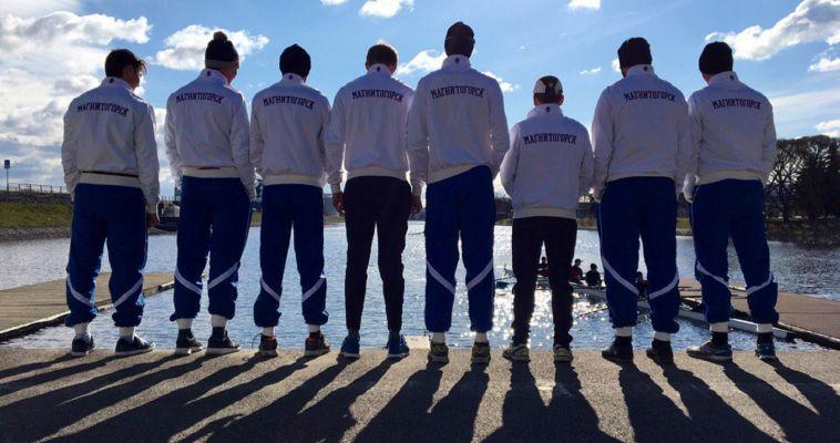 Магнитогорские спортсмены привезли с соревнований лодку