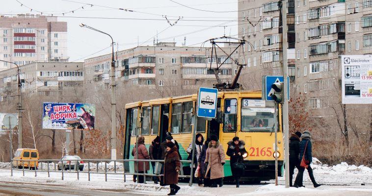 Трамваи перевезли 455 тысяч человек за неделю