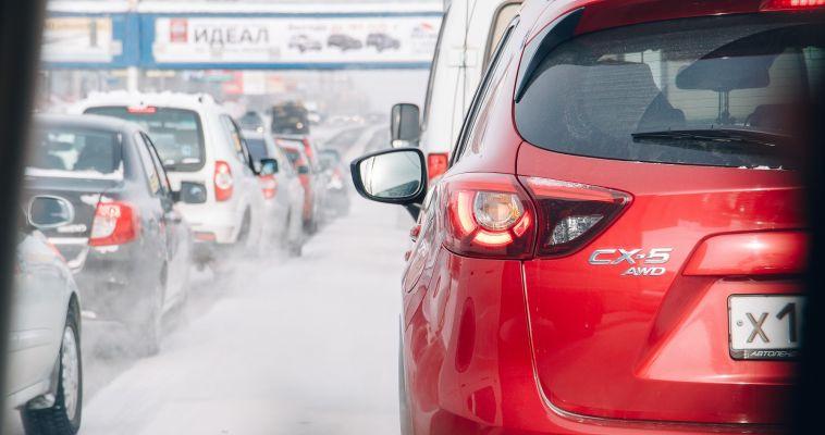 Магнитогорцы построят гигантскую снежинку из автомобилей