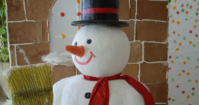 Дед Мороз крадет подарки