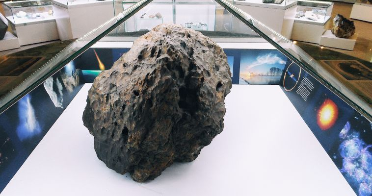 Помехи внеземного происхождения на Южном Урале. Вспоминая метеорит