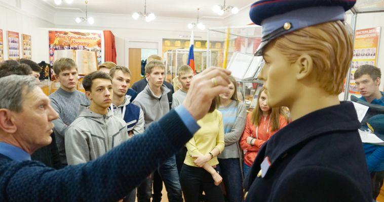 «Студенческий десант» дислоцировался в полиции