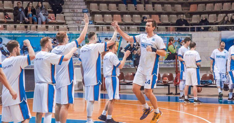 Динамовцы начали год с побед